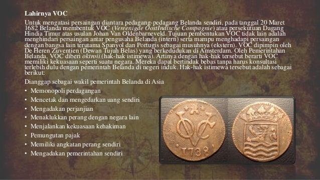Tujuan Kedatangan Bangsa Barat ke Indoneisa (Sejarah)