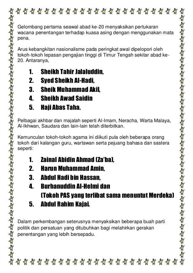 Sejarah Kemerdekaan Malaysia