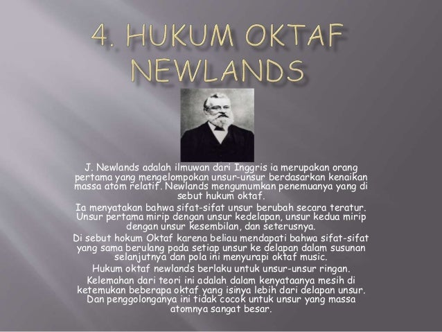 Pada 1913, seorang kimiawan inggris bernama Henry Moseley melakukan eksperimen pengukuran panjang gelombang unsur mengguna...