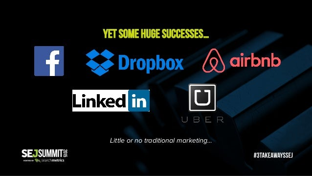 The Dropbox Growth Story • Freemium reduced allowable CPA • Natural advantages to grow with collaboration and sharing •...