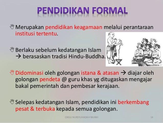 Sejarah Tingkatan 4 Pengaruh Islam Di Tanah Melayu