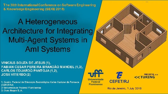 A Heterogeneous Architecture for Integrating Multi-Agent Systems in AmI Systems