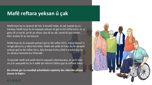 VIGOR-hanke / project: Seksuaalioikeudet kurdi kurmandzi / Sexual rights Kurdish Kurmanji Slide 2