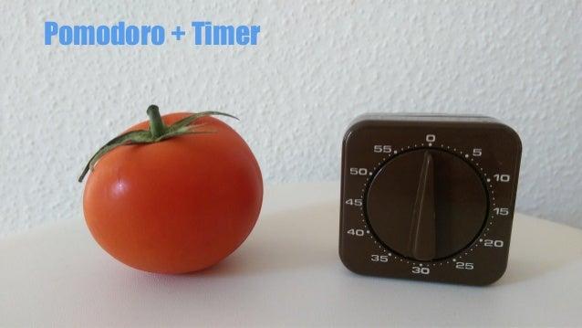 Pomodoro Technique David Svensson (CC BY 2.0)