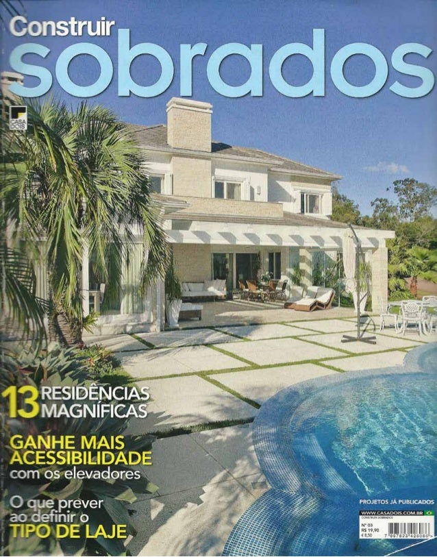 Revista Construir Sobrados | Edição Nº 03