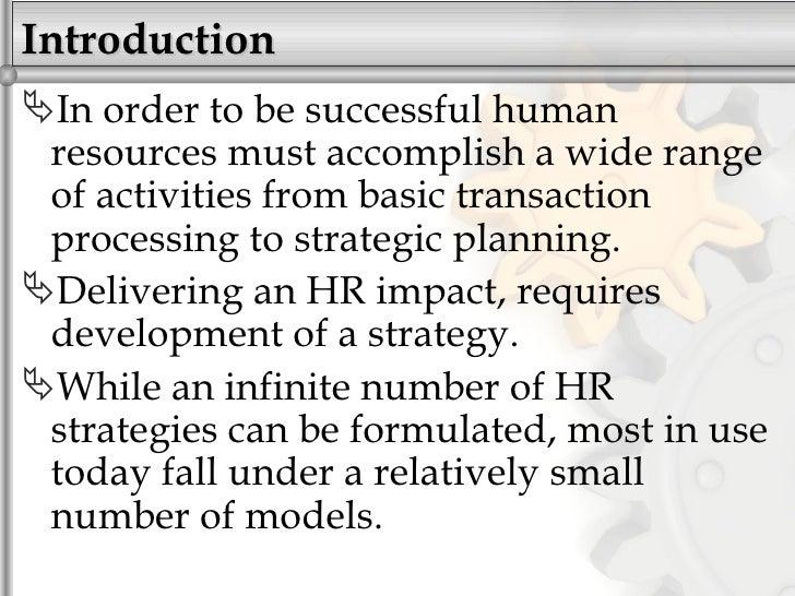 Hr Strategic Plan Template. strategic human resource planning ...