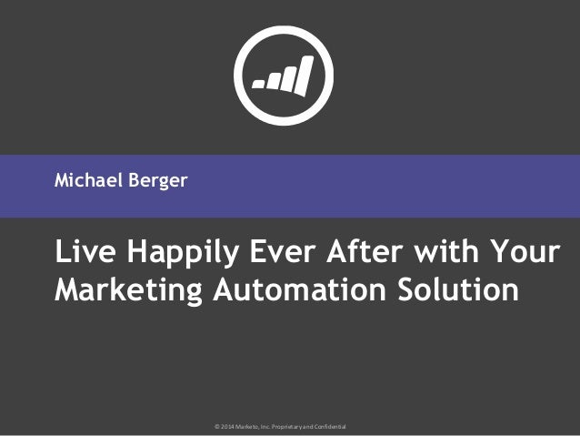 Happily Ever After: Choosing the Right Marketing Automation Solution