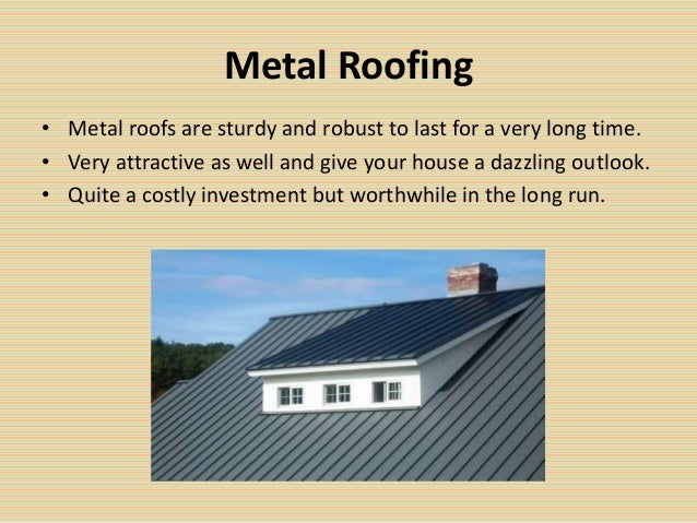 Selecting the best roofing material for The best roofing material