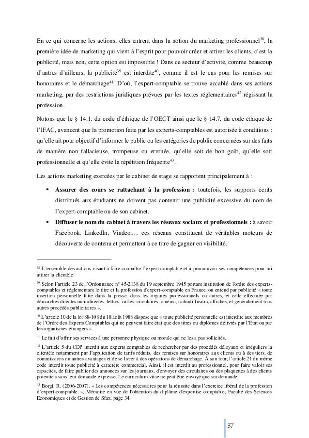 Rapport de stage cabinet d expertise comptable - Rapport de stage cabinet medical ...
