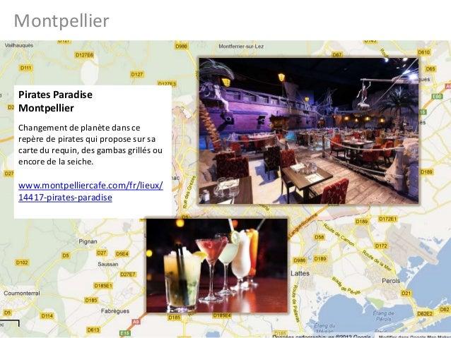 MontpellierPirates ParadiseMontpellierChangement de planète dans cerepère de pirates qui propose sur sacarte du requin, de...