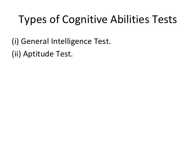 intelligence testing and the job selection process California department of human resources job analysis course table of contents members of the public by reviewing allegations of unfairness in the selection process based on their lack of a high school diploma and their performance on an intelligence test.