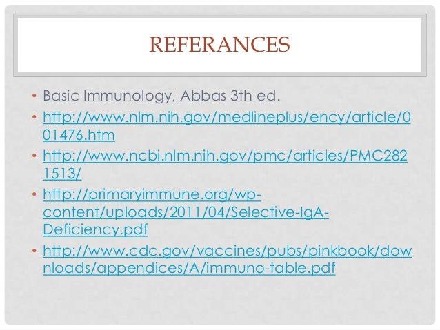 basic immunology abbas free pdf
