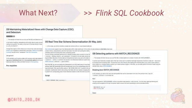 Select Star: Unified Batch & Streaming with Flink SQL & Pulsar