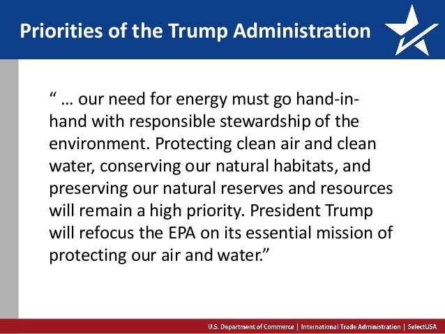 """"""" … our need for energy must go hand-in- hand with responsible stewardship of the environment. Protecting clean air and cl..."""