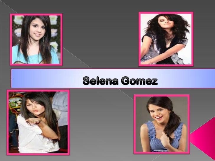 Selena Gomez<br />