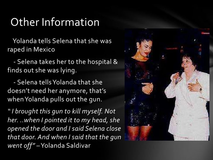 Was Selena Pregnant When She Was Shot 39