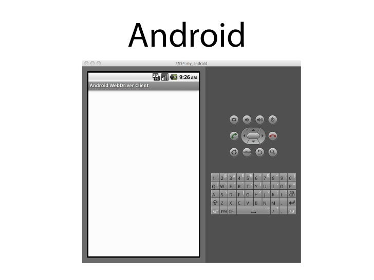 Update$ cd ~/android_sdk/tools$ ./android update sdk