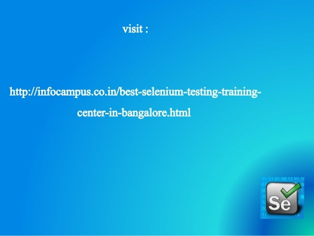 A Brief Introduction Of A Automation Testing Tool – SELENIUM