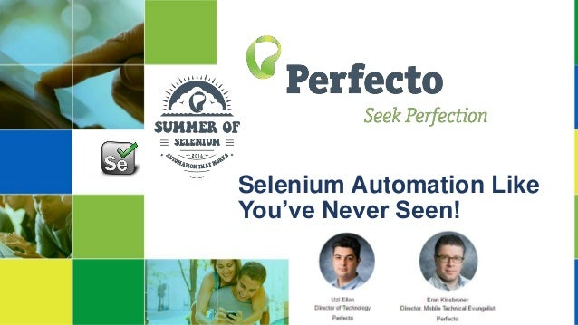 Selenium Automation Like You've Never Seen!