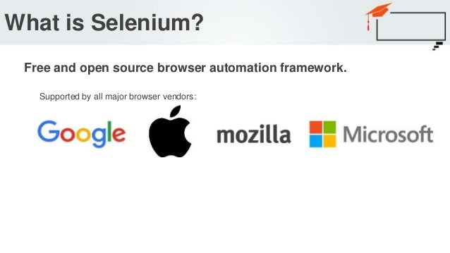 Selenium Basics Crashcourse