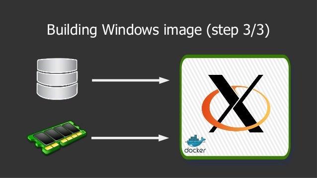Building Windows image (step 3/3)