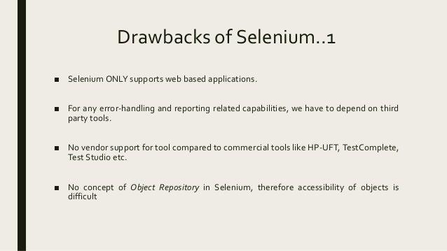 demystifying selenium framework