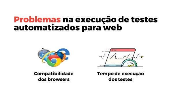 Como criar e executar testes paralelos web usando Selenium e containers Slide 2