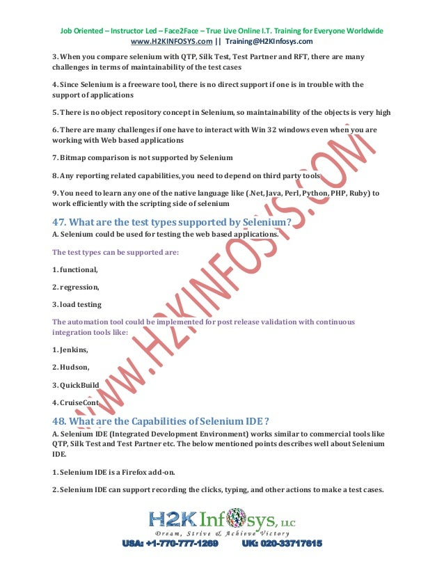 web application interview questions java