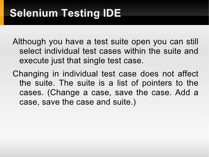 how to execute test cases in manual testing