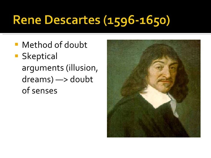 descartes on personal identity