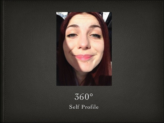 360° Self Profile