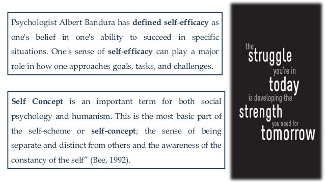 bandura self efficacy What is self-efficacy how can you get more of it this article outlines the 4 sources of efficacy beliefs according to albert bandura.