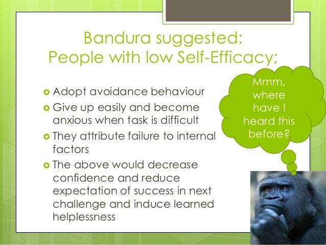 how to build self efficacy