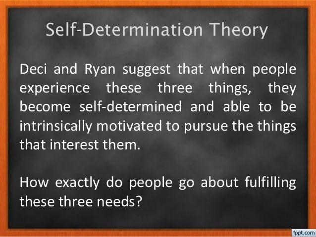 Full version Self-Determination Theory: Basic ...