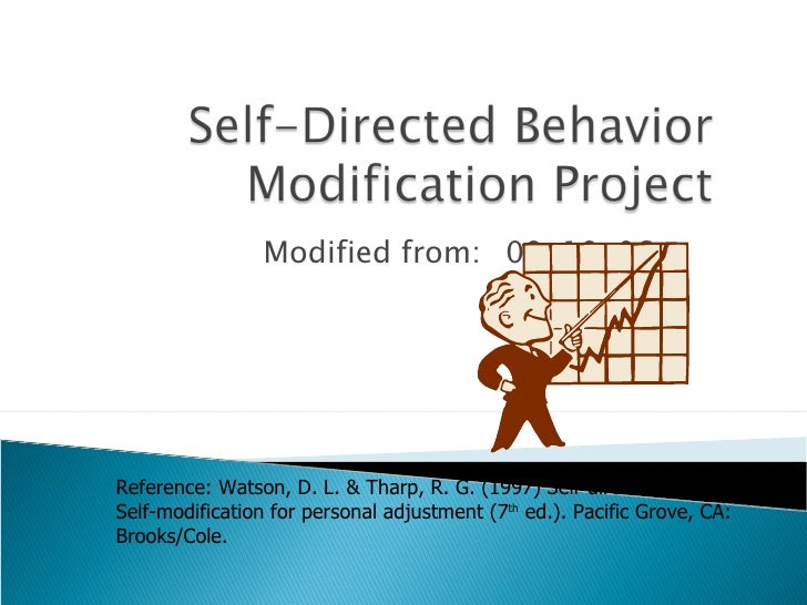8 Useful Behavior Modification Techniques for Adults