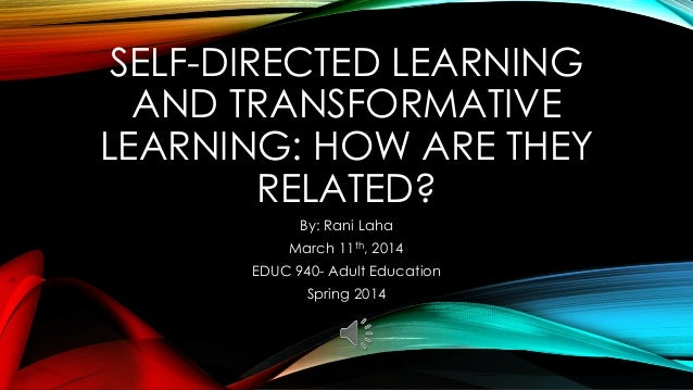 Transformative Learning: Another Perspective On Adult Learning