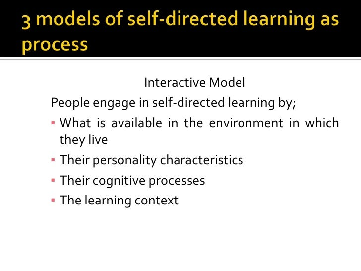 Thanks self direction as an adult learner congratulate
