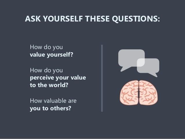 Poor Self-esteem: Just Beat It! Slide 2