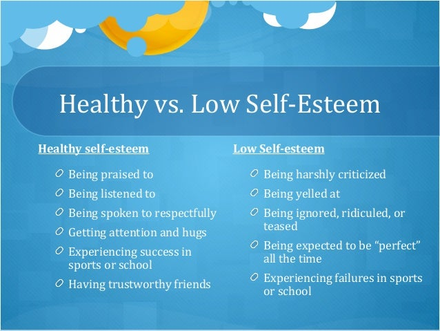low self esteem when it comes to dating First off try and figure out where your low self esteem has anxiety and low self esteem many times anxiety comes from the dating arena is.