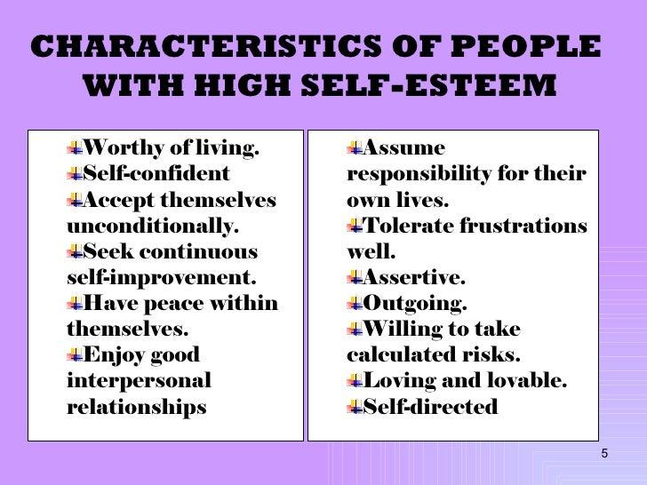 How To Improve Self Esteem In Dating