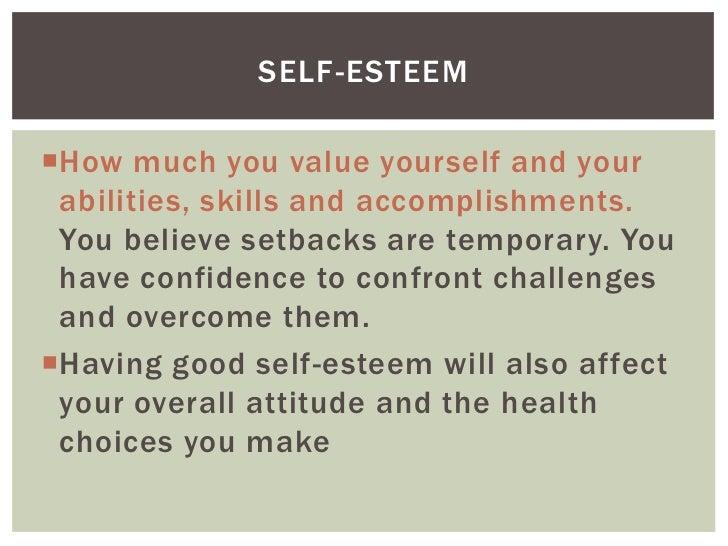 self-esteem powerpoint, Modern powerpoint