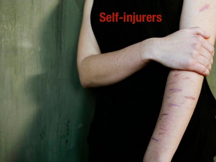 Self-injurers