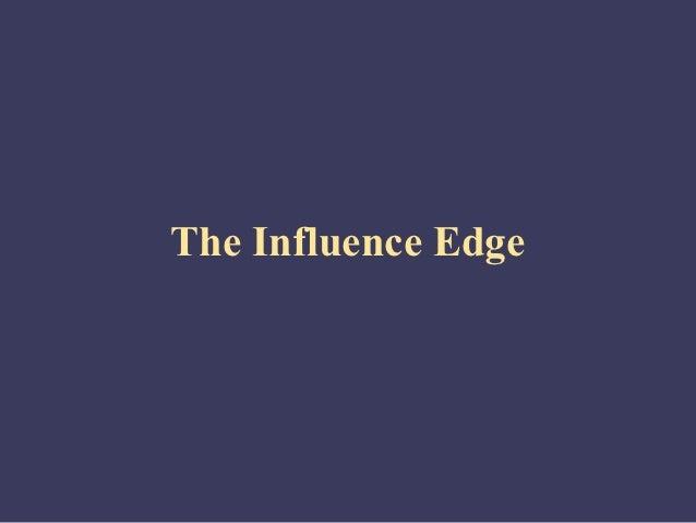 The Influence Edge