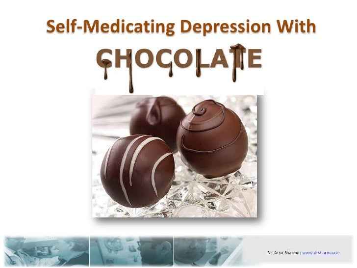 Self-Medicating Depression With <br />