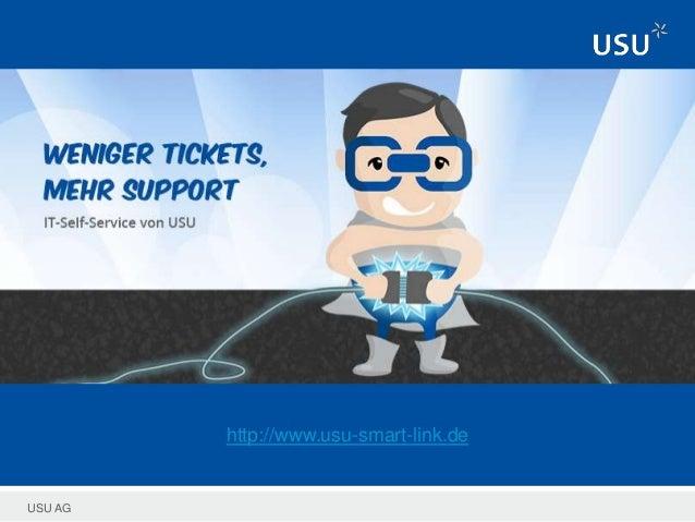 USU AG http://www.usu-smart-link.de