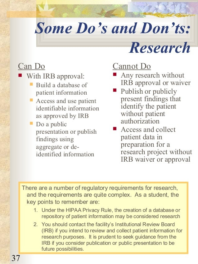 hipaa essay 01 assignment mbc 203 leela singh-marrero rets online college introduction to hipaa part i: 1) identifies the individual or offers a reasonable basis for.