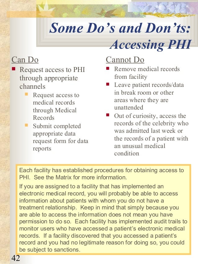 Hipaa Privacy Training By University Of Hawaii