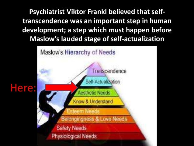 viktor frankl s vs maslow Between stimulus and response there is a space in that space is our power to choose our response in our - viktor e frankl quotes at azquotescom.