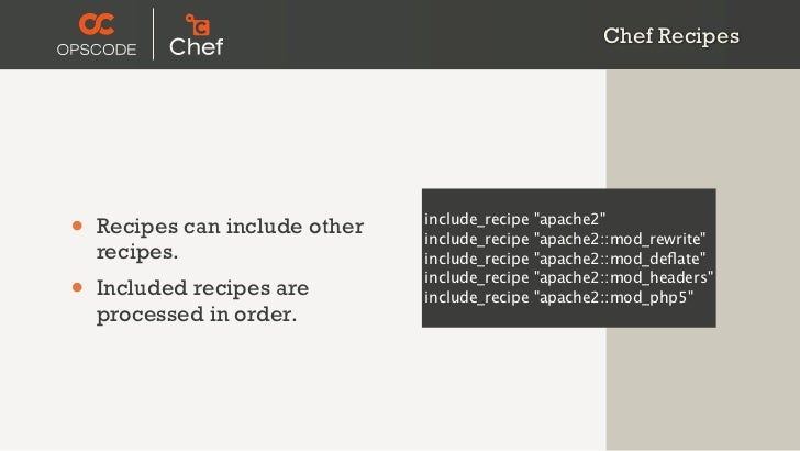 chef template variables - self 2011 deploying django application stacks with chef