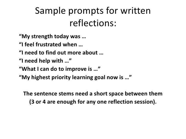 sample self assessment for employee